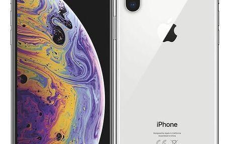 Apple iPhone Xs 64 GB - silver (MT9F2CN/A)