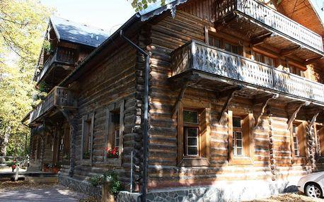 Slovensko - High Tatras na 3 dny, bez stravy s dopravou vlastní