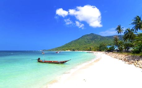 Ostrov Lanta - pobytový zájezd, Thajsko, letecky, snídaně v ceně