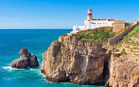 Krásy jižního Portugalska a Španělska, Portugalsko, letecky, polopenze
