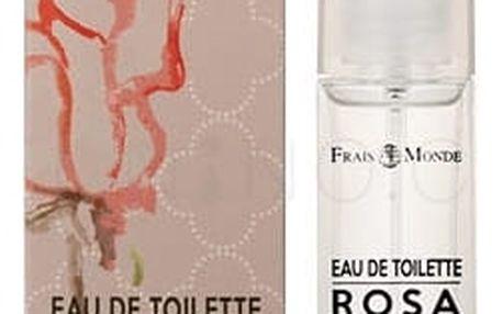 Frais Monde Red Rose 30 ml toaletní voda pro ženy