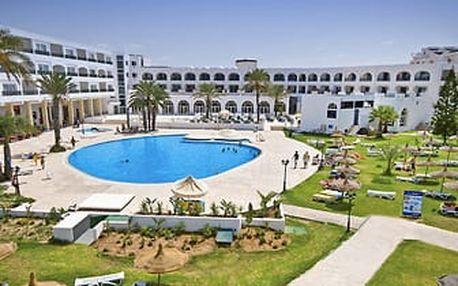Tunisko - Tunisko pevnina letecky na 8 dnů, strava dle programu