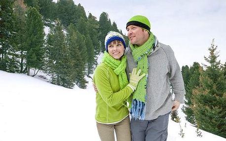 Javorníky v rodinném hotelu u ski areálu