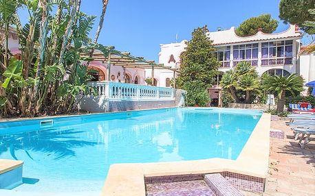 Ischia, Hotel La Bagattella - pobytový zájezd, Ischia, Itálie, letecky, polopenze