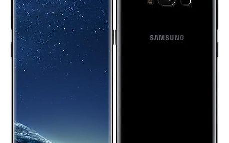 Samsung Galaxy S8 - Midnight Black (SM-G950FZKAETL)