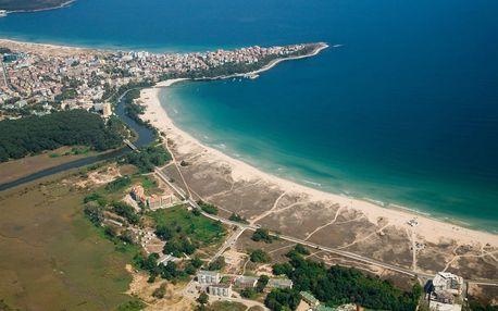Bulharsko - Primorsko na 8 až 11 dní, all inclusive s dopravou vlastní 250 m od pláže