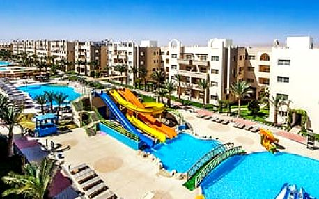 Egypt - Hurghada letecky na 7 dnů, all inclusive