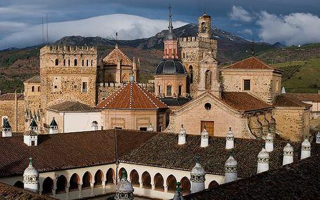Extremadura – Po stopách španělských dobyvatelů a římských legií, Španělsko, letecky, snídaně v ceně