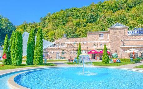 Miskolc v Hotelu Öreg **** s polopenzí, saunami a vstupem do jeskynních lázní