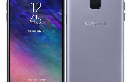 Samsung Galaxy A6 fialový (SM-A600FZVNXEZ)