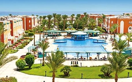Egypt - Hurghada letecky na 7 dnů, ultra all inclusive