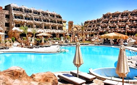 Egypt - Hurghada letecky na 5-8 dnů, all inclusive