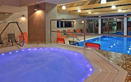 Jaro v Hotelu Bauer*** v Beskydech s wellness a polopenzí