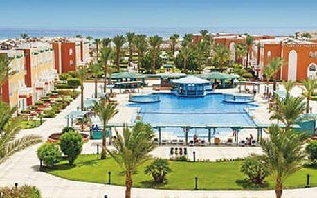 Egypt - Hurghada letecky na 5-8 dnů, ultra all inclusive