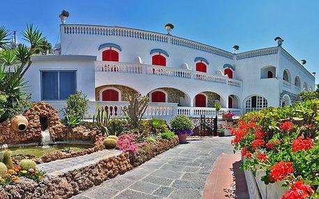 Ischia, Hotel Galidon Terme - pobytový zájezd, Ischia, Itálie, letecky, polopenze