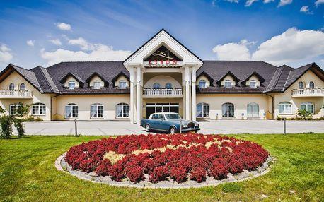 Jedinečný rodinný pobyt plný zábavy v Park Hotel Łysoń****
