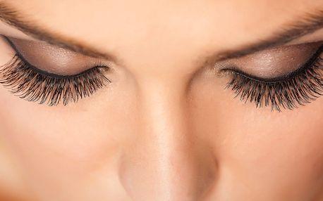 Výživný botox na řasy nebo kompletní lash lifting