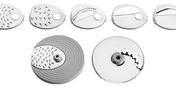 Elektrický strouhač Concept ES1000 šedý/bílý3