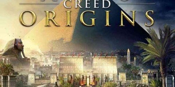 Hra Ubisoft Xbox One Assassin's Creed Origins (USX300293)5