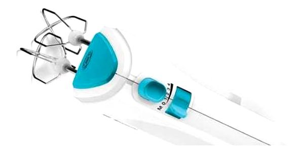 Ruční šlehač Bosch MFQ2210D bílý/modrý4