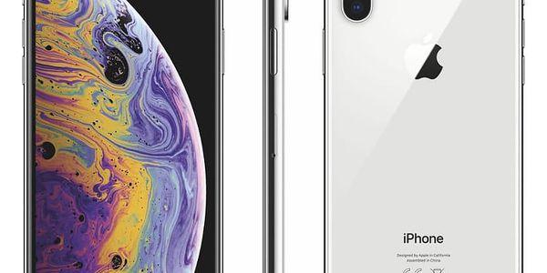 Mobilní telefon Apple iPhone Xs 64 GB - silver (MT9F2CN/A)4