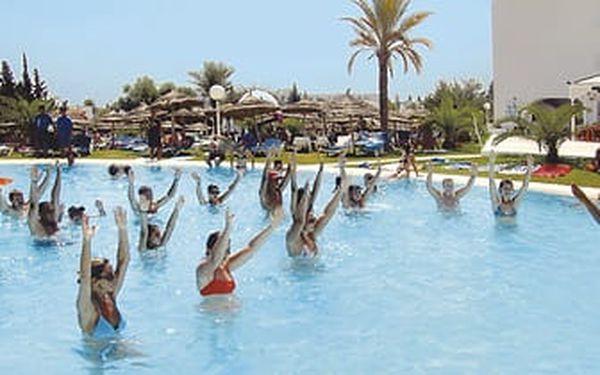 Hotel Le Zenith, Tunisko pevnina, letecky, all inclusive5