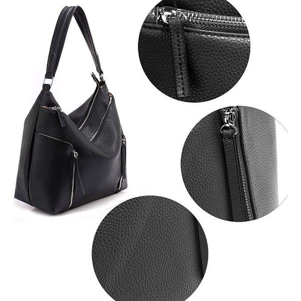 Dámská černá kabelka Anytha 5292