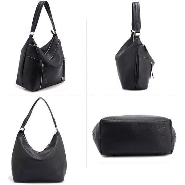 Dámská černá kabelka Anytha 5293