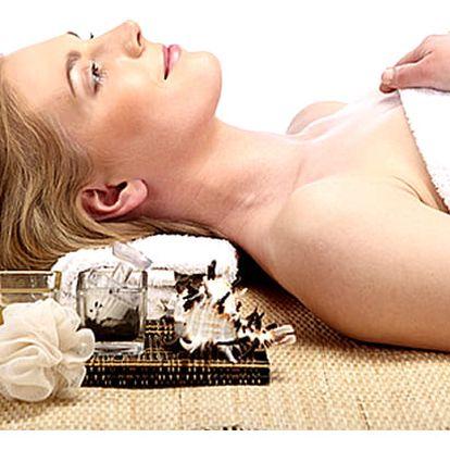 Protivráskové anti-age kosmetické ošetření pleti přírodními oleji a možností ošetření rukou.