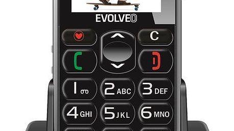 Evolveo EasyPhone EP-500 černý (EP-500)