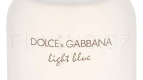 Dolce&Gabbana Light Blue Pour Homme 125 ml toaletní voda tester pro muže