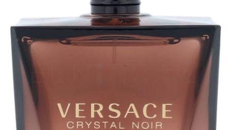 Versace Crystal Noir 90 ml parfémovaná voda tester pro ženy