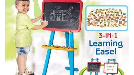 G21 24526 Dětská tabule magnetická 3in1