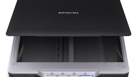 Epson Perfection V19 černý USB 2.0, A4 (B11B231401)