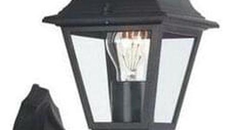 Philips Lima Venkovní svítidlo 33 cm, černá