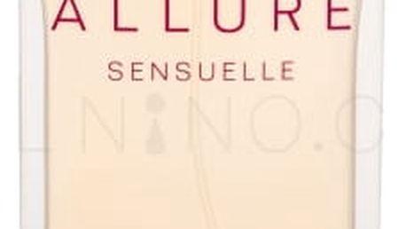 Chanel Allure Sensuelle 100 ml parfémovaná voda pro ženy