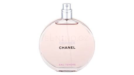 Chanel Chance Eau Tendre 100 ml toaletní voda tester pro ženy