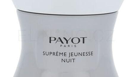 PAYOT Suprême Jeunesse Nuit 50 ml zpevňující noční pleťový krém pro ženy