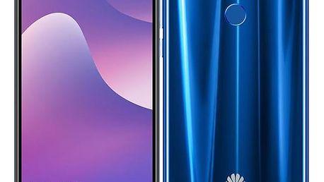 Huawei Y7 Prime 2018 modrý (SP-Y7P18DSLOM)