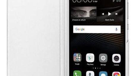 Huawei P9 Lite Flip Cover bílé (51991526)