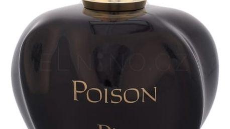 Christian Dior Poison 100 ml toaletní voda tester pro ženy