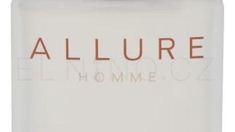 Chanel Allure Homme 100 ml voda po holení pro muže