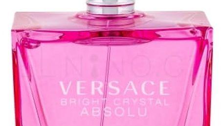 Versace Bright Crystal Absolu 90 ml parfémovaná voda tester pro ženy