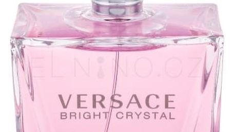 Versace Bright Crystal 90 ml toaletní voda tester pro ženy