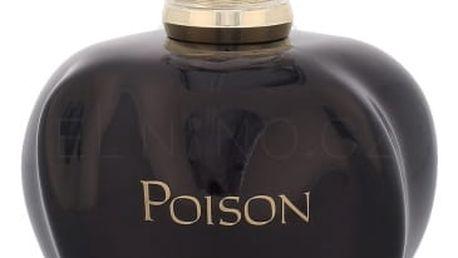 Christian Dior Poison 100 ml toaletní voda pro ženy
