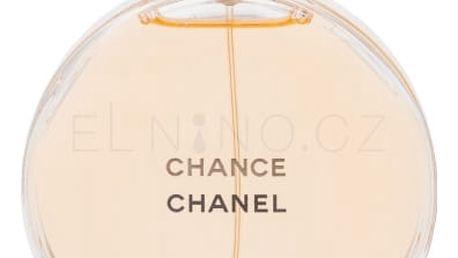 Chanel Chance 100 ml toaletní voda tester pro ženy