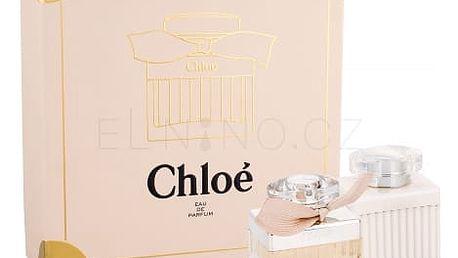 Chloe Chloe dárková kazeta pro ženy parfémovaná voda 50 ml + tělové mléko 100 ml