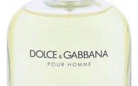 Dolce&Gabbana Pour Homme 125 ml toaletní voda pro muže