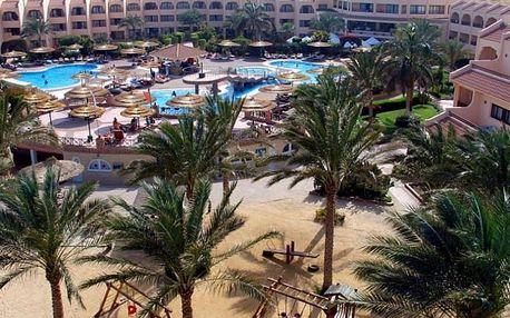 Egypt, Marsa Alam, letecky na 8 dní polopenze