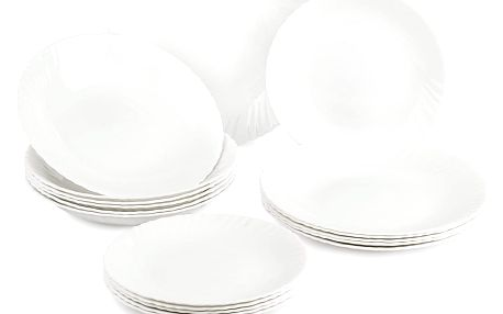 18dílná jídelní sada Titan